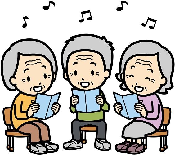 レクネタ 歌って動いて、ストレス発散! ~懐かしい歌と共に ...