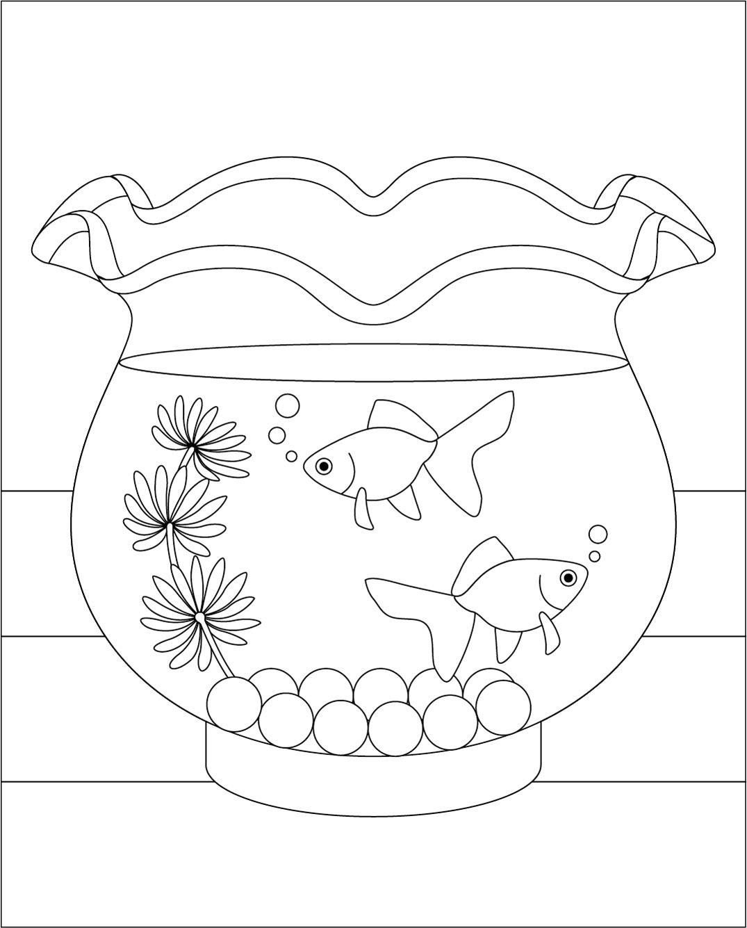 レク素材 金魚鉢介護レク広場レク素材やレクネタ企画書の無料