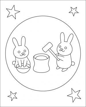 レク素材 月見団子介護レク広場レク素材やレクネタ企画書の無料