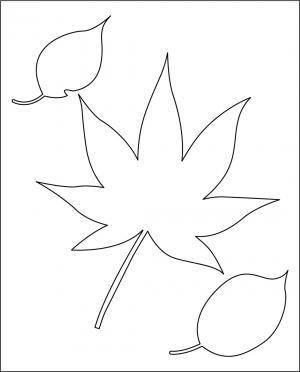 レク素材 紅葉|介護レク広場~レク素材やレクネタ(企画書)の
