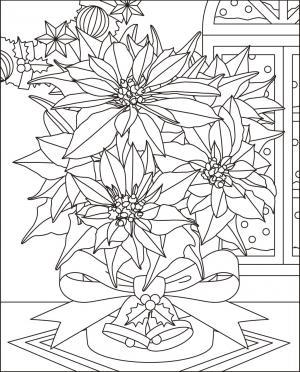 レク素材 ポインセチア花介護レク広場レク素材やレクネタ企画書