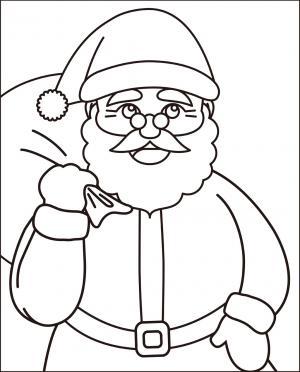 レク素材 サンタクロース介護レク広場レク素材やレクネタ企画書